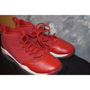 Nike Shoes - Red Nike Jordan Velocity BG